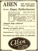 advertentie - Aben